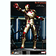 1/6 Power Pose - Articulation Figure: Iron Man 3 - Mark 42