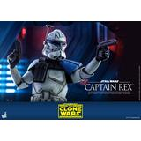 1/6 Television Masterpiece Fully Poseable Figure Star Wars: The Clone Wars Captain Rex