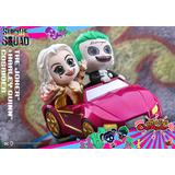CosRider DC Harley Quinn & The Joker (Movie Suicide Squad)