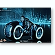 1/6 Light-Up Function Vehicle Tron: Legacy Light Cycle & Sam Flynn