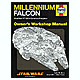Millennium Falcon Modified YT-1300 Corellian Freighter
