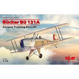 1/32 Bucker Bu131A, German Training Aircraft