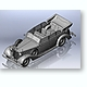 1/35 Typ 770K (W150) Tourenwagen WWII German Leader's Car