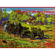 1/35 Soviet Divisional Gun With Horse Transport
