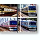 New Trains Cars in the Tokyo Metropolis