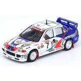 1/64 Mitsubishi Lancer Evolution III #7 Australia Rally 1996