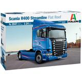 1/24 Scania R400 Streamline (Flat Roof)