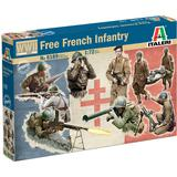 1/72 French Infantry (WWII)