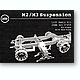1/35 M2/M3 Suspension Update Set (for Dragon)