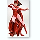 1/8 Marvel Bishojo Statue: Scarlet Witch