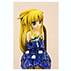 1/8 Nanoha Takamachi & Fate Testarossa Dress Ver. PVC