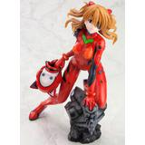 1/6 Asuka Langley Shikinami:Q -Plugsuit ver.-:RE PVC