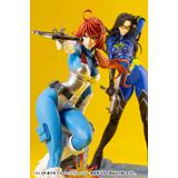 1/7 G.I. JOE Bishoujo: Scarlet Sky-Blue Limited Edition PVC