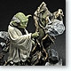 1/7 Yoda The Empire Strikes Back Ver.