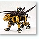 1/72 Highend Master Model Saber Tiger Gold Ver. Ltd. Ed.