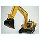 1/50 RC Shovel KOMATSU PC1250-8 HG Version Band C