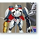 Shin Seiki Gohkin Shin Getter 2 Limited Pearl Metallic Color