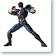 Revoltech Hokuto no Ken Revolution Kenshiro in Kingdom of Shura