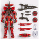 Assemble Borg Serevuroido Assault Red
