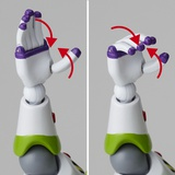 Legacy of Revoltech Toy Story Buzz Lightyear Renewal Package Design Ver.