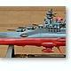 Space Battleship Yamato 1 Meter Long
