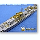 1/700 WWII IJN Kagero Class Photo-Etched Parts & Barrels