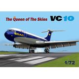 1/72 Vickers VC10 The Queen of the Skies