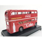 1/64 Routemaster London Double Decker Bus