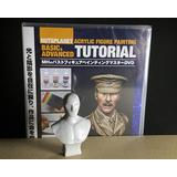 Model Art How to DVD Series MH's Bust Figure Painting Master DVD Special Edition