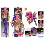 Super Action Statue: Diavolo JoJo's Bizarre Adventure Part 5 (Reissue)