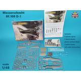 1/48 Bf109D-1