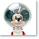 VCD Mickey Mouse Astronauts Version