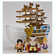 One Piece Chara Bank Pirate Ship: Moby Dick