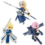 Desktop Army Fate/Grand Order Vol.1: 1 Box (3pcs) (Reissue)