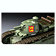 1/35 French Super Heavy Tank CHAR 2C
