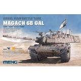 1/35 Israel Main Battle Tank Magach 6B GAL