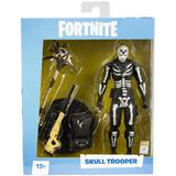 Fortnite Action Figure: 7 Inch #02 Skull Trooper