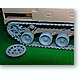 1/35 BMP-3 Workable Tracks & Drive Sprockets (Trumpeter)