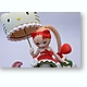 Hello Kitty to Issho! Iroha Nekomura PVC