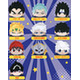 Weekly Shonen Jump 50th Anniversary Jump All Stars PoteKoro Mascot Petite Vol.2 (Reissue): 1 Box (10pcs)