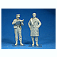 1/35 British Officers 5pcs