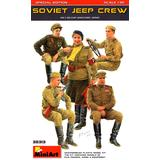 1/35 Soviet Jeep Crew. Special Edition