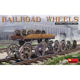 1/35 Railroad Wheels