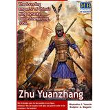 1/24 Zhu Yuanzhang, the Founding Emperor of China's Ming Dynasty. Battle for Nanjing, 1356