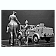 1/35 German Military Radio Car Sd.Kfz.2 Type 170VK with Crew