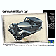 1/35 German Military Car Type 170V Tourenwagen 4-Door Type 1937-40