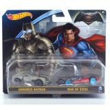1/64 Hot Wheels Batman vs Superman