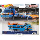 Hot Wheels Team Transport Assorted 1 Box 4pcs