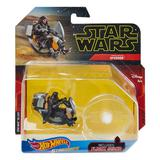 Hot Wheels Star Wars Starship Assorted 1 Box 6pcs