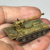 1/144 T-34/D-30 122mm Self-Propelled Howitzer